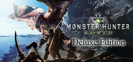 Monster Hunter: World - Deluxe Edition Cover