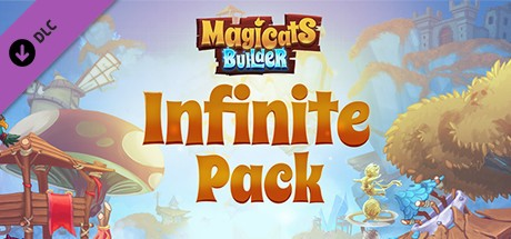 MagiCats Builder - Infinite Pack Cover