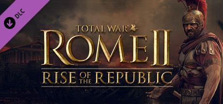 Total War: ROME II - Rise of the Republic Cover
