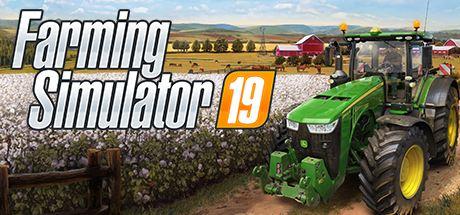 Landwirtschafts-Simulator 19 Cover