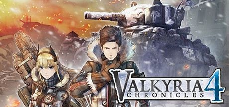Valkyria Chronicles 4 Cover