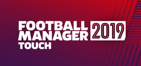 Football Manager Touch 2019 Cover