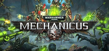 Warhammer 40,000: Mechanicus Cover
