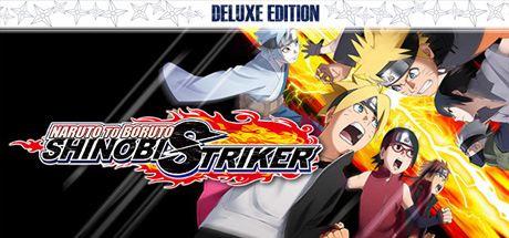 Naruto to Boruto: Shinobi Striker - Deluxe Edition