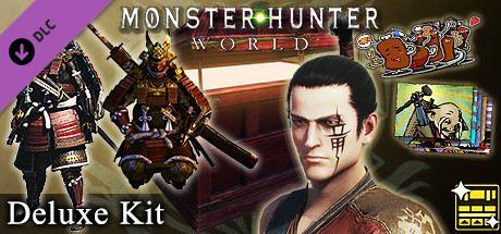 Monster Hunter: World - Deluxe Kit Cover