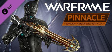 Warframe: Shock Absorbers Pinnacle Pack Cover