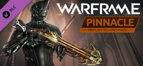 Warframe: Reflex Guard Pinnacle 3 Pack Cover