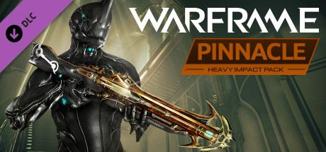 Warframe: Heavy Impact Pinnacle Pack Cover