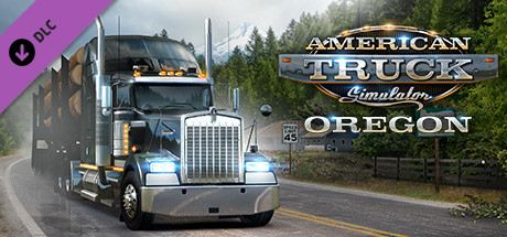 American Truck Simulator - Oregon Cover