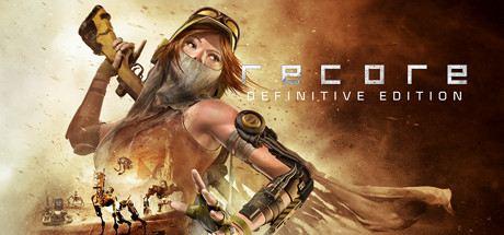 ReCore: Definitive Edition Cover