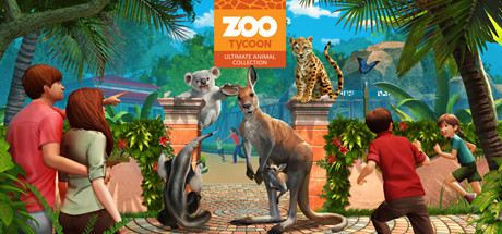 Zoo Tycoon: Ultimate Animal Collection Cover