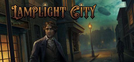 Lamplight City Cover