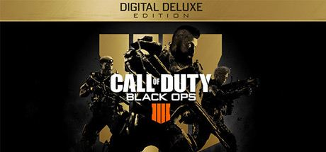 Call of Duty: Black Ops IIII - Digital Deluxe Edition Cover