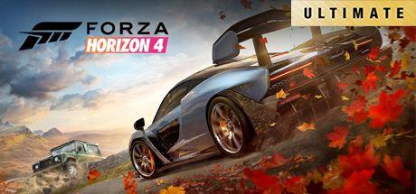 Forza Horizon 4 - Ultimate Edition Cover