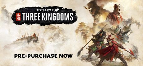 Total War: Three Kingdoms Cover