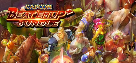 Capcom Beat 'Em Up Bundle Cover