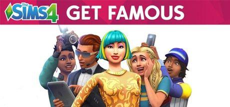 Die Sims 4: Werde berühmt Cover