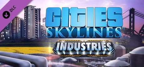 Cities: Skylines - Industries Cover