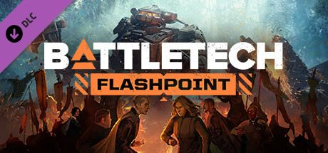 BATTLETECH: Flashpoint Cover