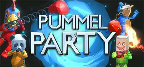 Pummel Party Cover