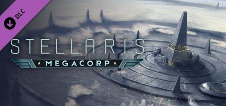 Stellaris: MegaCorp Cover