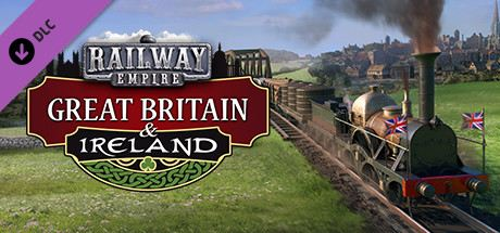 Railway Empire - Great Britain & Ireland Cover