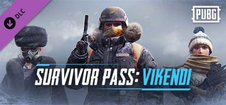 PUBG Survivor Pass: Vikendi Cover