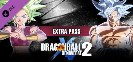 Dragon Ball Xenoverse  2 - Extra Pass Cover