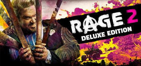 Rage 2 - Deluxe Edition Cover