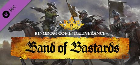 Kingdom Come: Deliverance - Band of Bastards Cover