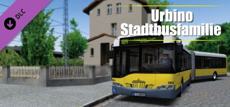 OMSI 2 Add-On Urbino Stadtbusfamilie Cover