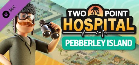 Two Point Hospital: Pebberley Island Cover