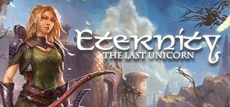 Eternity: The Last Unicorn Cover