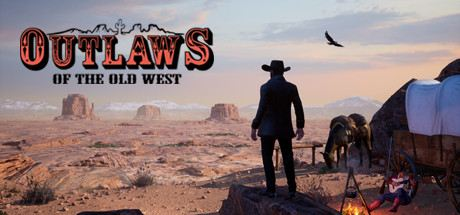 Outlaws of the Old West Cover