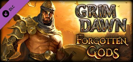 Grim Dawn - Forgotten Gods Expansion Cover