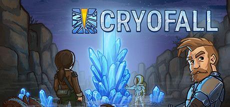 CryoFall Cover