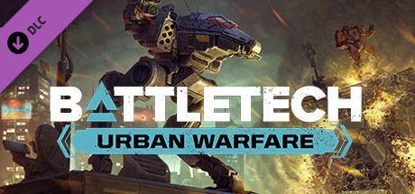 BATTLETECH Urban Warfare Cover