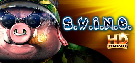 S.W.I.N.E. HD Remaster Cover