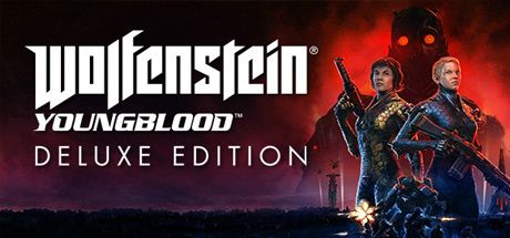 Wolfenstein: Youngblood - Deluxe Edition Cover