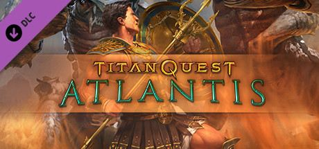 Titan Quest: Atlantis Cover