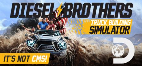 Diesel Brothers: Truck Building Simulator Cover