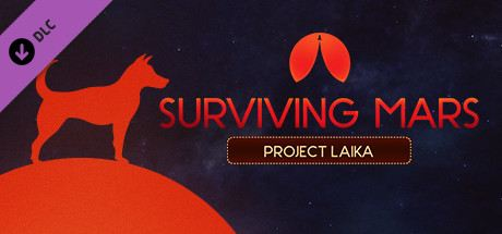 Surviving Mars: Project Laika Cover
