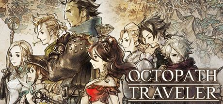 Octopath Traveler Cover