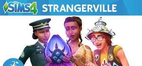 Die Sims 4: Strangerville Cover