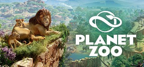 Planet Zoo Cover