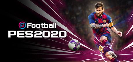 eFootball PES 2020 Cover