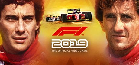 F1 2019 Legends Edition Cover