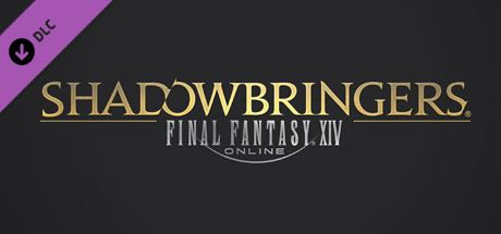 FINAL FANTASY XIV: Shadowbringers Cover