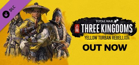 Total War: Three Kingdoms - Yellow Turban Rebellion Cover