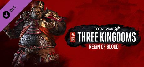 Total War: Three Kingdoms - Reign of Blood Cover